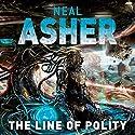 The Line of Polity: Agent Cormac, Book 2 Hörbuch von Neal Asher Gesprochen von: Ric Jerrom