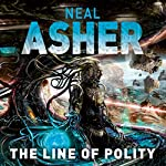 The Line of Polity: Agent Cormac, Book 2 | Neal Asher