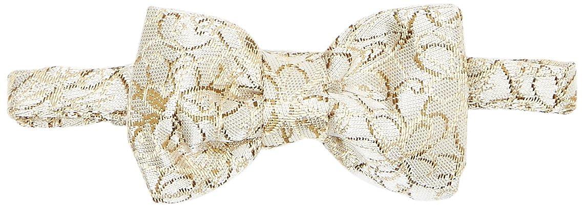 Glo Kleinkind-Fliege, Papillon Bambino Gol Kleinkind-Fliege Multicolore (Black-Silver) Taglia Unica G.O.L.