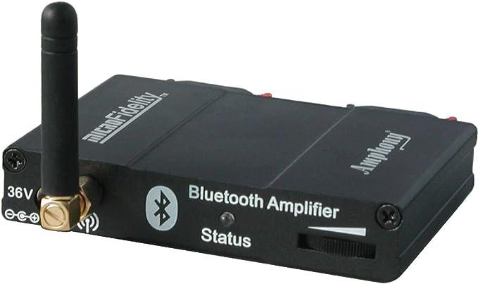 Bluetooth Audio Receiver/Amplifier