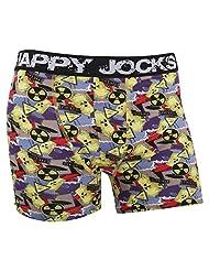 Happy Jocks Mens Supersoft Boxer Shorts / Underwear