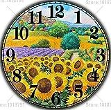 Diamond Painting Cross Stitch   DIY Diamond Painting Wall Clock Clocks Watch Cross Stitch Rhinestones Crystal Home Decoration Diamond Embroidery Mosaic   by CUSODI