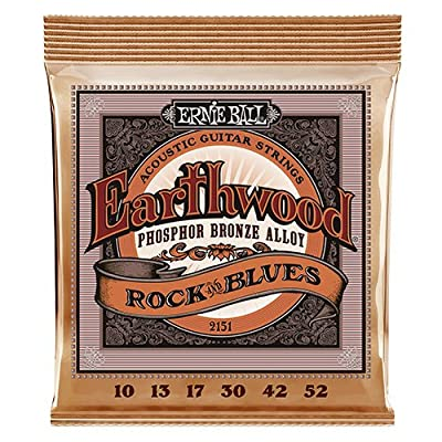 Ernie Ball Earthwood Acoustic Phosphor Bronze String Set