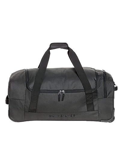 Quiksilver New Centurion 60L - Wheeled Suitcase - Men - ONE SIZE - Black   Quiksilver  Amazon.co.uk  Clothing c6024a433f325