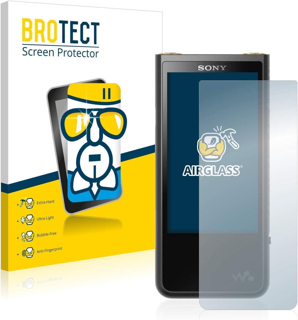 AirGlass Glass Screen Protector for Atos Worldline Yomani Ultra-Light Extra-Hard Screen Guard BROTECT