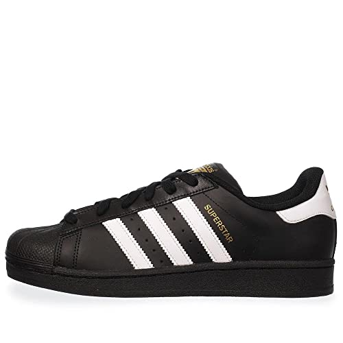 detailed look d00d1 af6c9 Adidas Tenis Superstar Foundation - B27140 - Negro - Hombre - Negro - 29