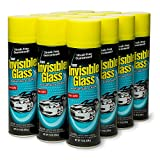 Automotive : Invisible Glass 91164-12PK Premium Glass Cleaner 19-oz.Can, 228 fl. oz, 12 Pack