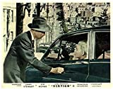 #3: Vertigo Alfred Hitchcock James Stewart Kim Novak in Car Original Lobby Card
