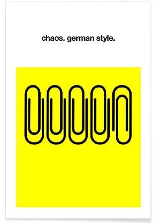 Amazon De Juniqe Poster 40x60cm Lustig Motivation Design German