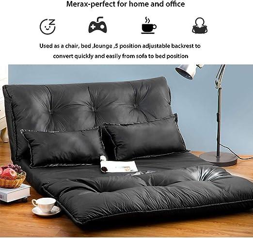 Amazon.com: Merax Sofá cama plegable para el suelo, sofá ...