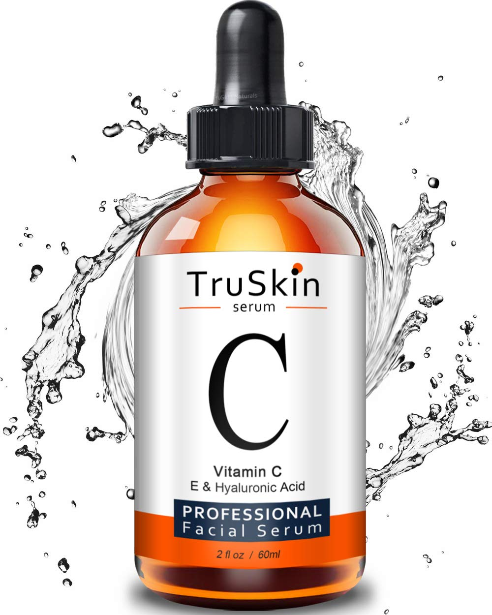 Beauty Shopping TruSkin Vitamin C Serum for Face, Topical Facial Serum with Hyaluronic Acid &