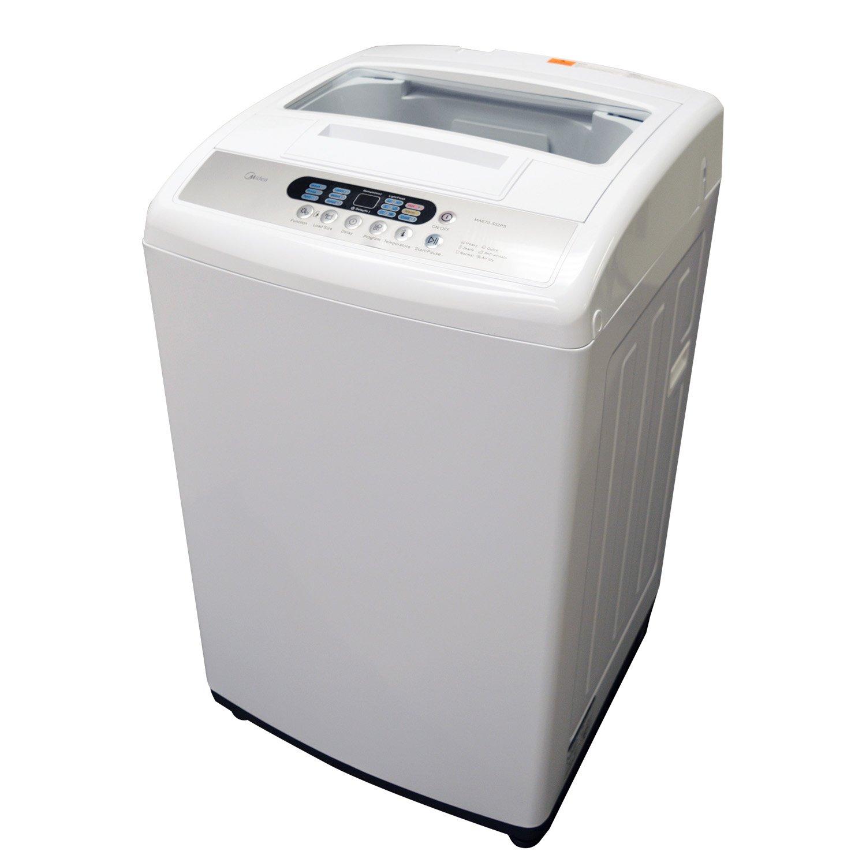 midea 7kg compact portable washing machine washer mae70 502ps