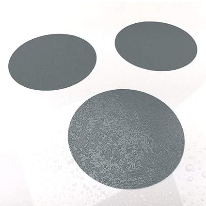 10 STK. Anti-Rutsch Sticker für Duschen & Badewannen, farbig ...