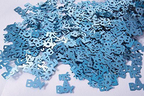 Forum Novelties Spread The 1/2 oz Bag Confetti, Blue
