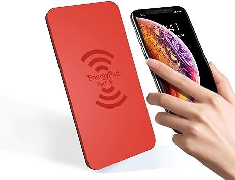 PU Carga Inalámbrica para los Smartphones Habilitados con ...