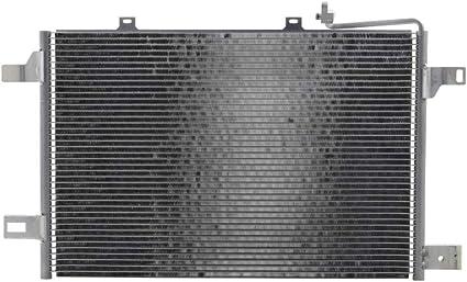 High Class Condensateur climat Condensateur Mercedes a-Classe w169 /& Classe-B w245
