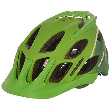 Oxford Tucano MTB – Casco de Ciclismo, Unisex, Tucano, Verde Mate