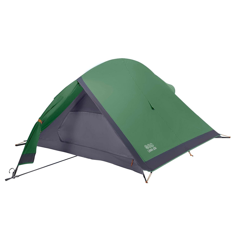 Vango - Lima 200 Trekkingzelt 2 Mann Zelt mit nur 2,63 kg Gewicht [Misc.]