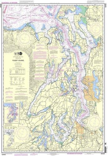 - NOAA Chart 18440: Puget Sound