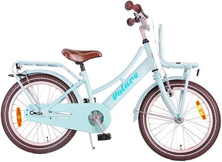 Volare Bicicleta Niña Excellent 18 Pulgadas Freno Delantero ...