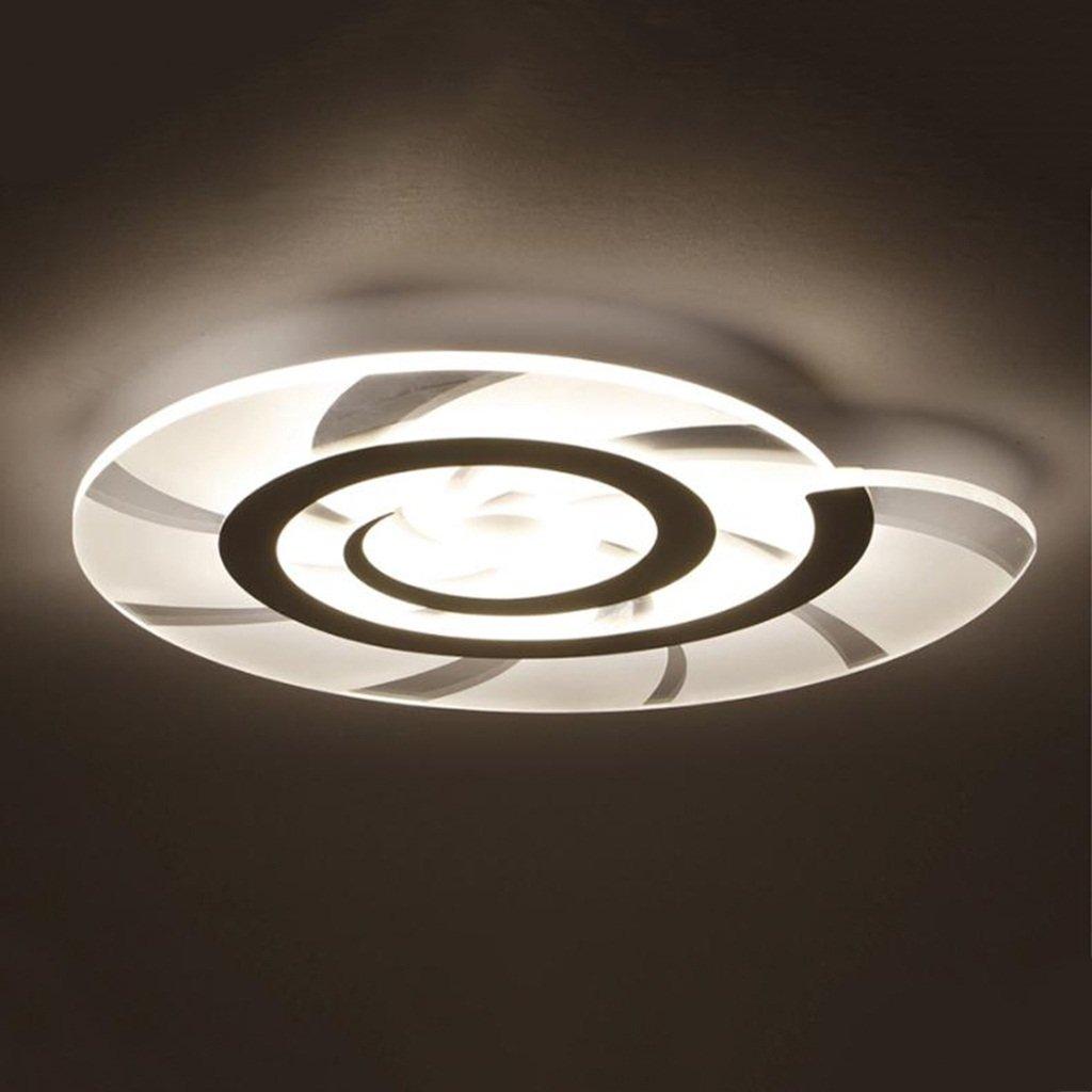 Ceiling Lighting Slim Led Ceiling Lamp Living Room Study ...