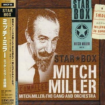 Amazon | <STAR BOX>ミッチ・ミラー | ミッチ・ミラー合唱団, ジミー ...