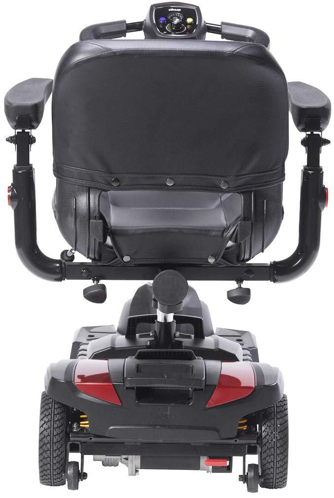 Amazon.com: drive medical Spitfire DST 3-Wheel Travel ...