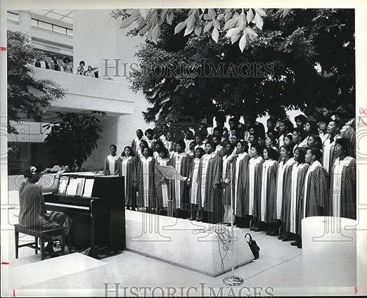 Imágenes históricas 1978 Prensa Foto High School Estudiantes ...