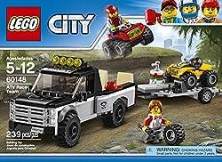 LEGO City Great Vehicles ATV Race Team 60148 Building Kit