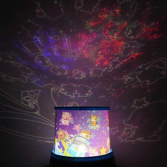 CFSN Proyector Cielo Estrellado Regalo De Cumpleaños Doce ...