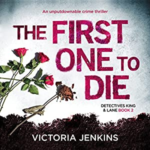 The First One to Die Audiobook