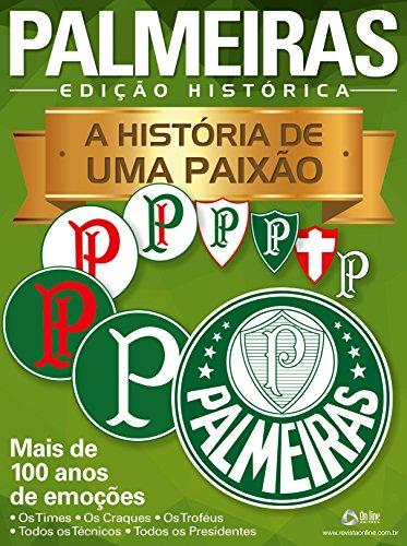 fan products of Palmeiras Edição Histórica (Portuguese Edition)