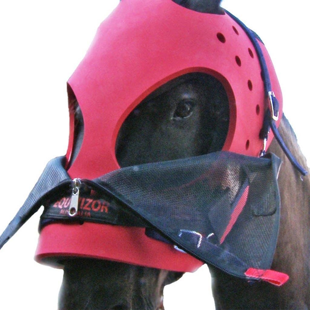 EquiVizor Multi-Purpose Helmet for Horses (Full) by EquiVizor (Image #4)