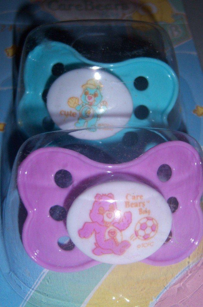 Amazon.com: Bedtime Oso (Azul) & Baby Bear (Rosa) Care ...