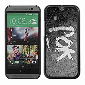 Planetar® ( POK ) Fundas Cover Cubre Hard Case Cover All New HTC One (M8)