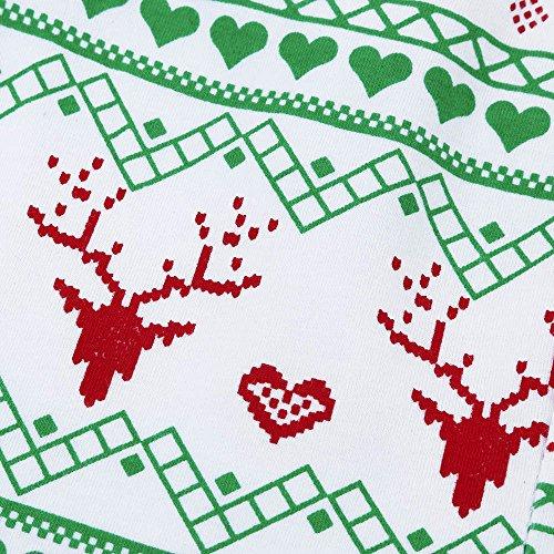 3 La Costume Neonato Ragazzo Vestito Homebaby Cappello Da Elegante Regalo Di Famiglia Rosso Pantaloni Pagliaccetto Per Pigiami Pcs Bambino Completi Del Ragazza Natale Partito 1Ywdtw