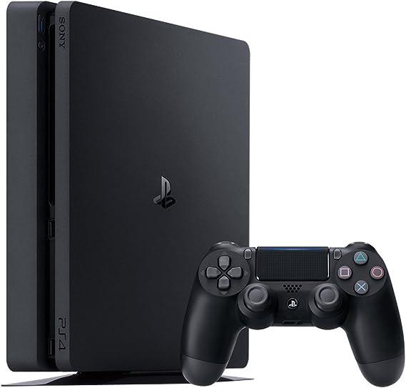 Sony PlayStation 4, Uncharted 4 - videoconsolas (Uncharted 4, PlayStation 4, Unidad de disco duro, Negro, IEEE 802.11a, IEEE 802.11ac, IEEE 802.11b, IEEE 802.11g, IEEE 802.11n, GDDR5, AMD Jaguar): Amazon.es: Videojuegos