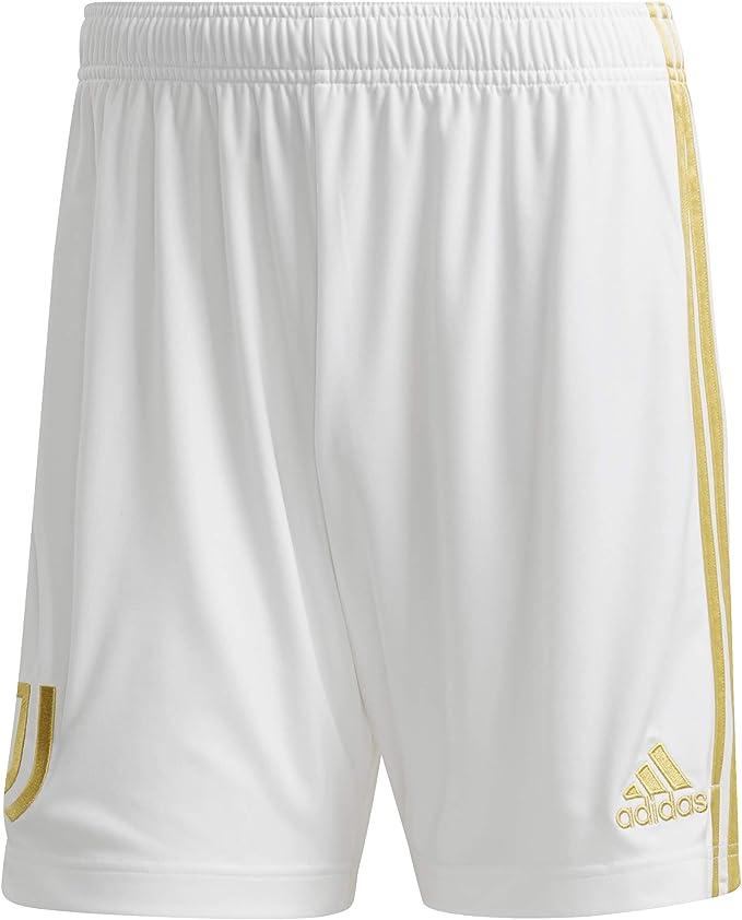 adidas Juventus FC Temporada 2020/21 Juve H SHO - Pantalón Corto Primera equipación Unisex Adulto