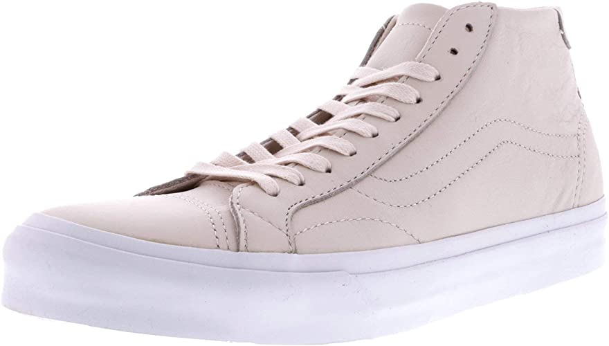 Amazon.com   Vans Court Mid Dx Leather