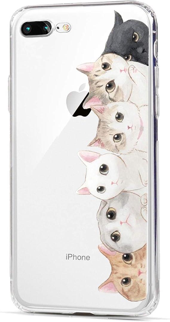 cover iphone 7 plus cat
