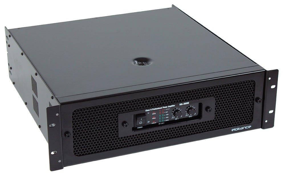 Elokance ELOHA3600 Amplificatore di Potenza