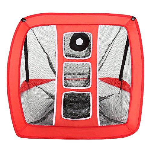 Anfan Golf Training Net, Portable Pop-Up Driving Range Net, Golf Driving Net with Target (US Stock) (Golf Skills Challenge Ideas)