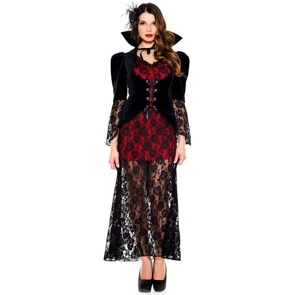 Olydmsky karnevalskostüme Damen Halloween Ghost Festival Ghost Bride Hexe Dämon cos Spiel einheitliche Kostümparty Kostüm