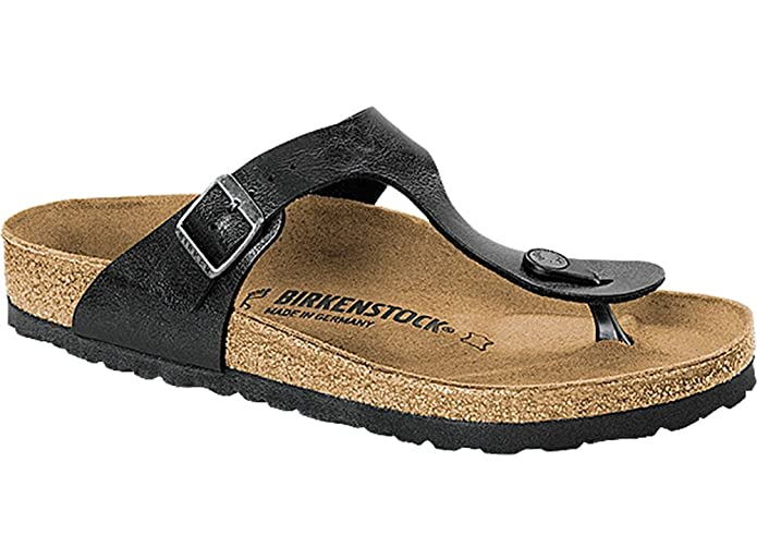 a72d72784e6 Birkenstock Gizeh BF 541953 Graceful Licorice Narrow  Amazon.co.uk  Shoes    Bags