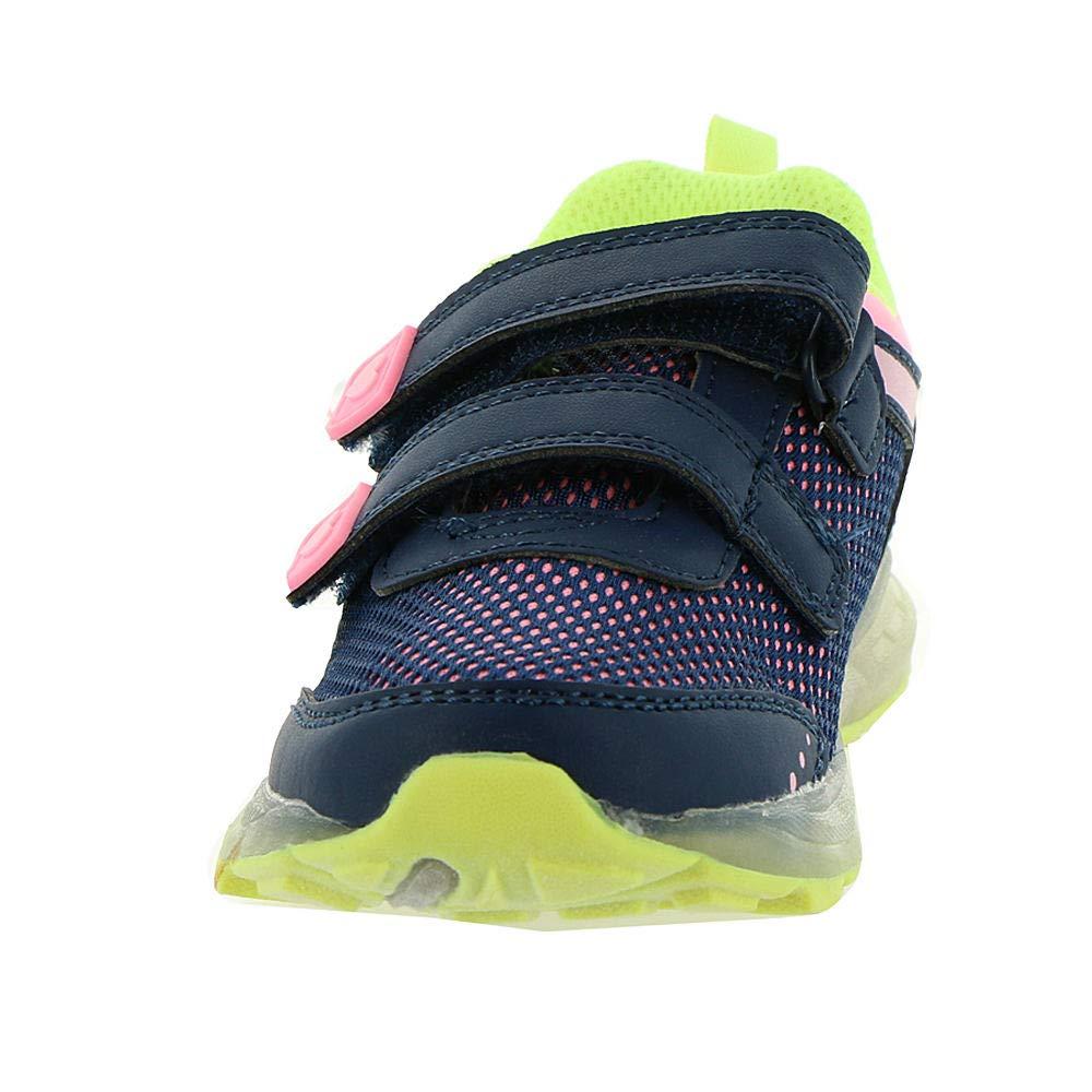 Carters Carson-G Girls Infant-Toddler Sneaker 11 M US Little Kid Navy
