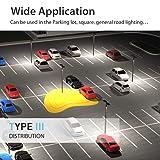 HYPERLITE LED Parking Lot Lighting 150W 20,250Lm