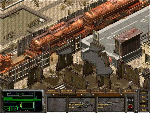 Amazon com: Fallout Tactics: Unknown: Video Games