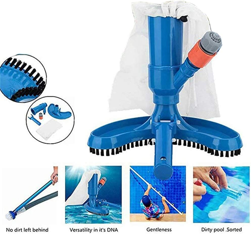 Bolsa de recogida para aspiradora de piscina NILEE JV-C Venturi