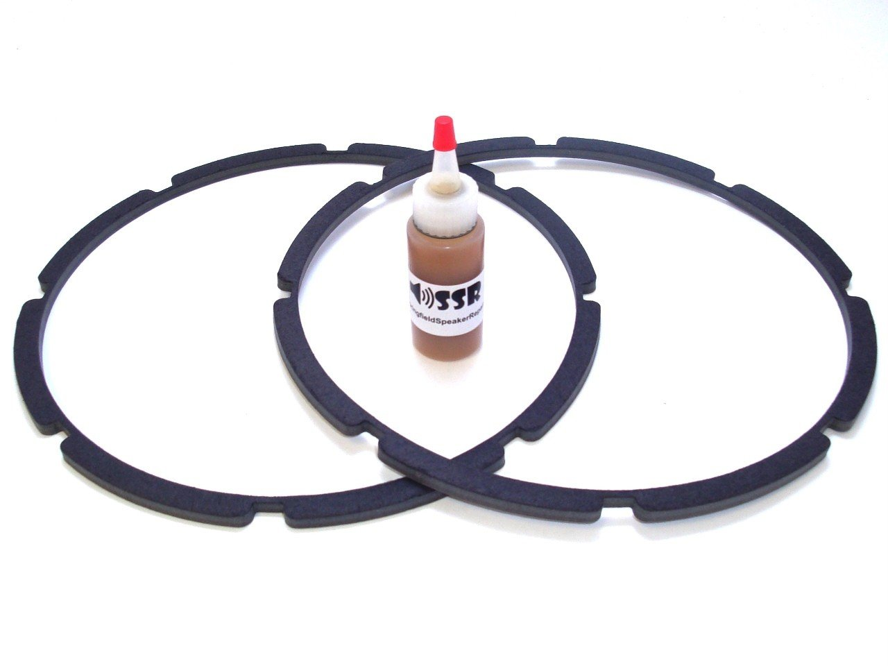 10'' Pro-Grade Speaker/Subwoofer Chip Gaskets-adhesive included