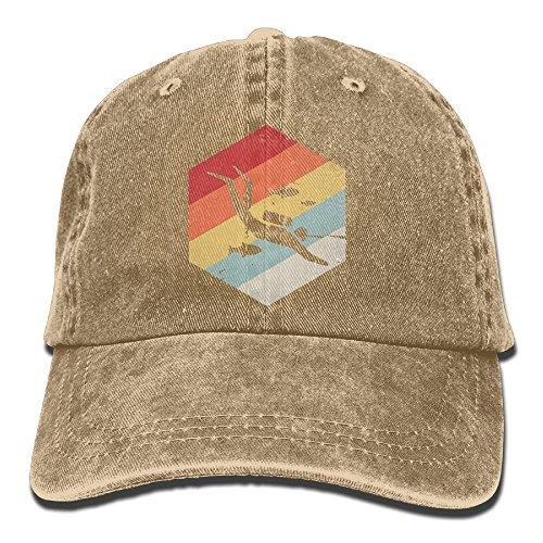 Hat Diver (2018 Adult Fashion Cotton Denim Baseball Cap Retro 70s Scuba Diver Icon Classic Dad Hat Adjustable Plain Cap)